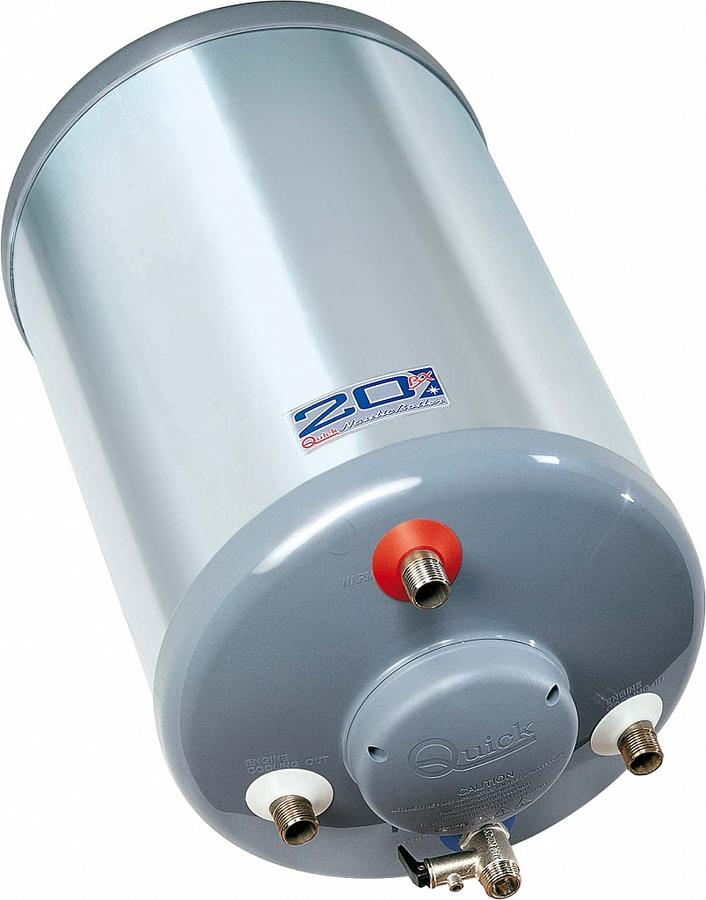 Boiler BX 80 LT 1200 W di Quick - Offerta di Mondo Nautica 24
