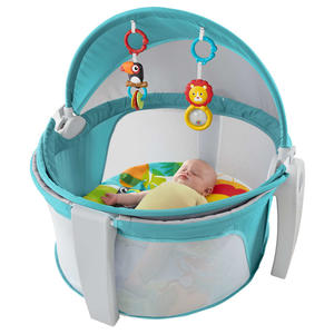 Culla con zanzariera On-The-Go Baby Dome Fisher Price 887961332490