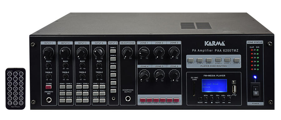 Karma PAA 6200TMZ