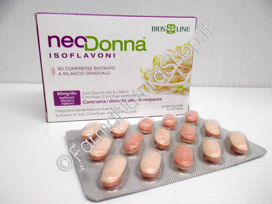 BIOS LINE neoDonna isoflavoni