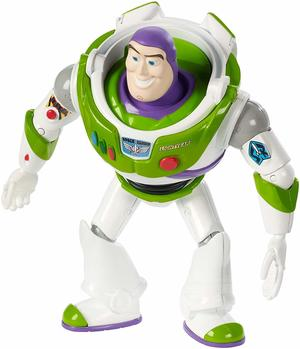 Buzz Lightyear Disney Pixar Toy Story 4 Giocattolo by Mattel GDP69  3+ Anni