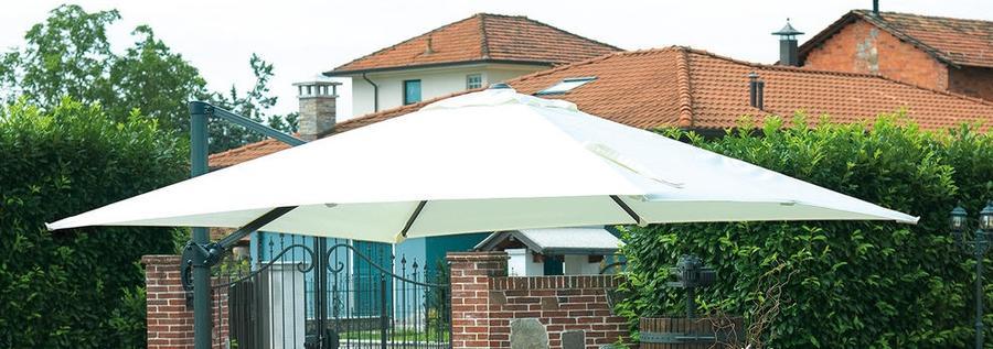Ricambio telo ombrellone 3 x 3 da 200 gr colore ecru cod 5024