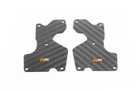 Mugen Seiki - Graphite Rear Lower Suspension Arm Mount Plate