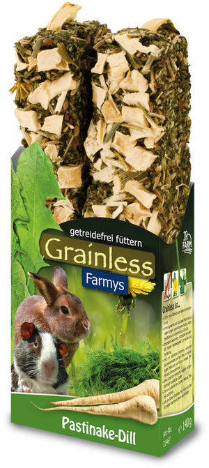 JR Farm Grainless Farmys Stick Pastinaca e Aneto