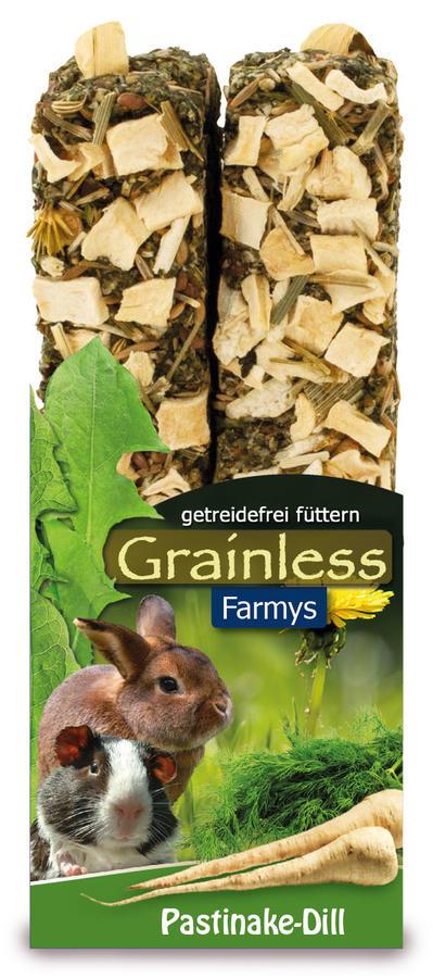 JR Farm Grainless Farmys Stick Pastinaca e Aneto