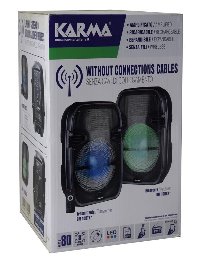 Karma BM 108RX