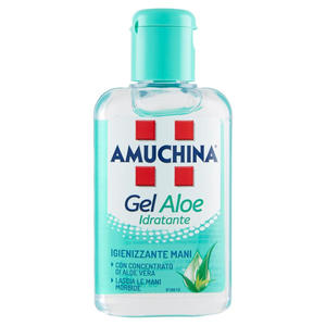 AMUCHINA GEL ALOE Idratante