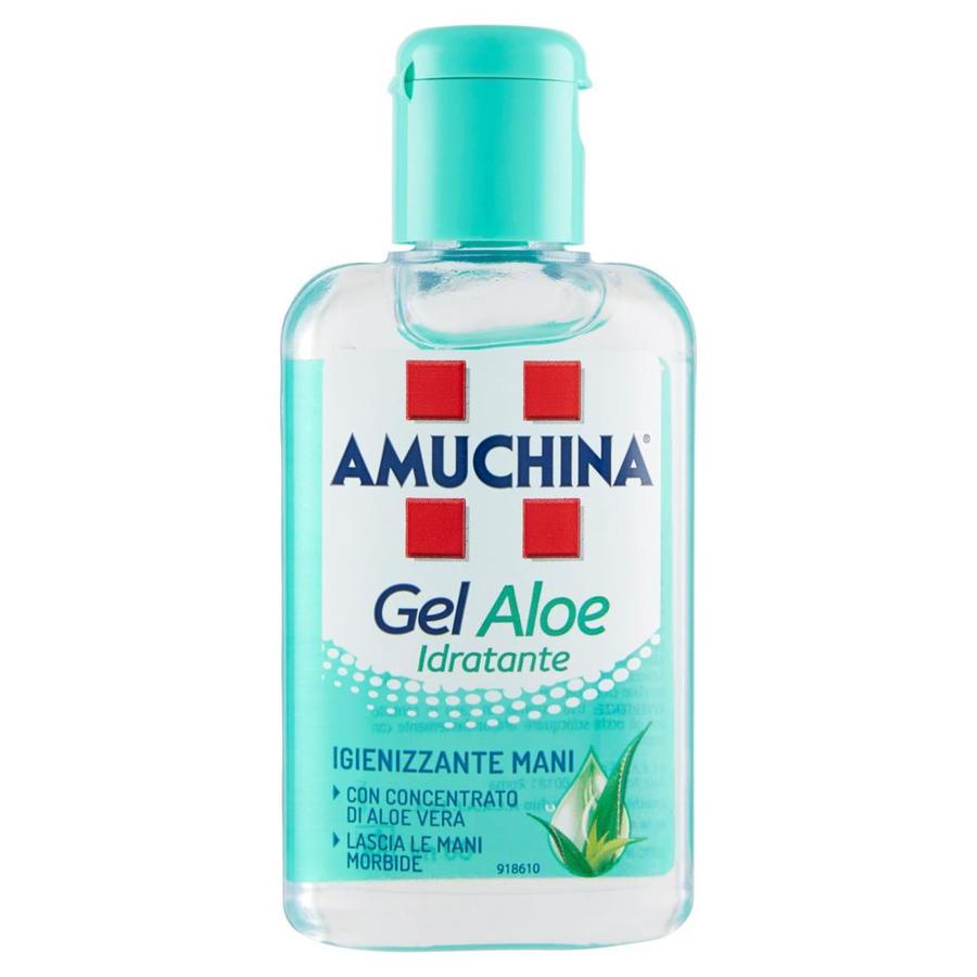 AMUCHINA GEL ALOE Idratante