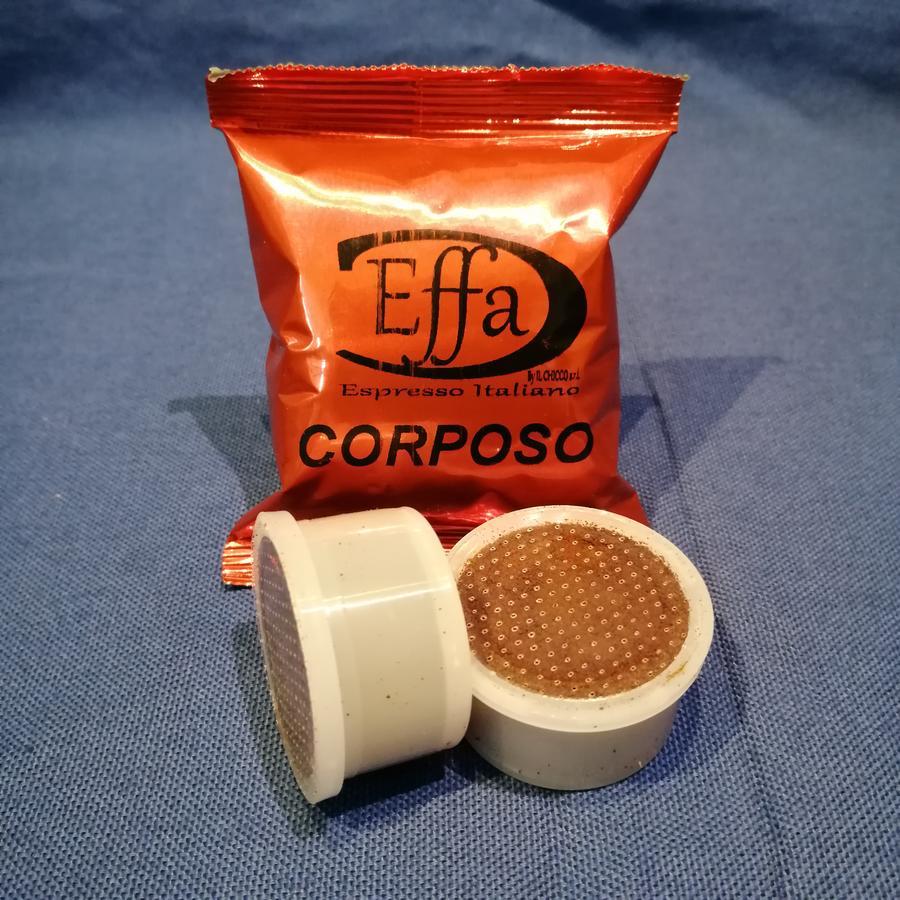 100 Capsule CORPOSO compatibili Lavazza Point