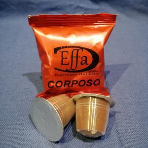 100 Capsule CORPOSO compatibili Nespresso