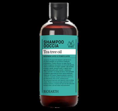 Bioearth - Shampoo-doccia tea tree oil