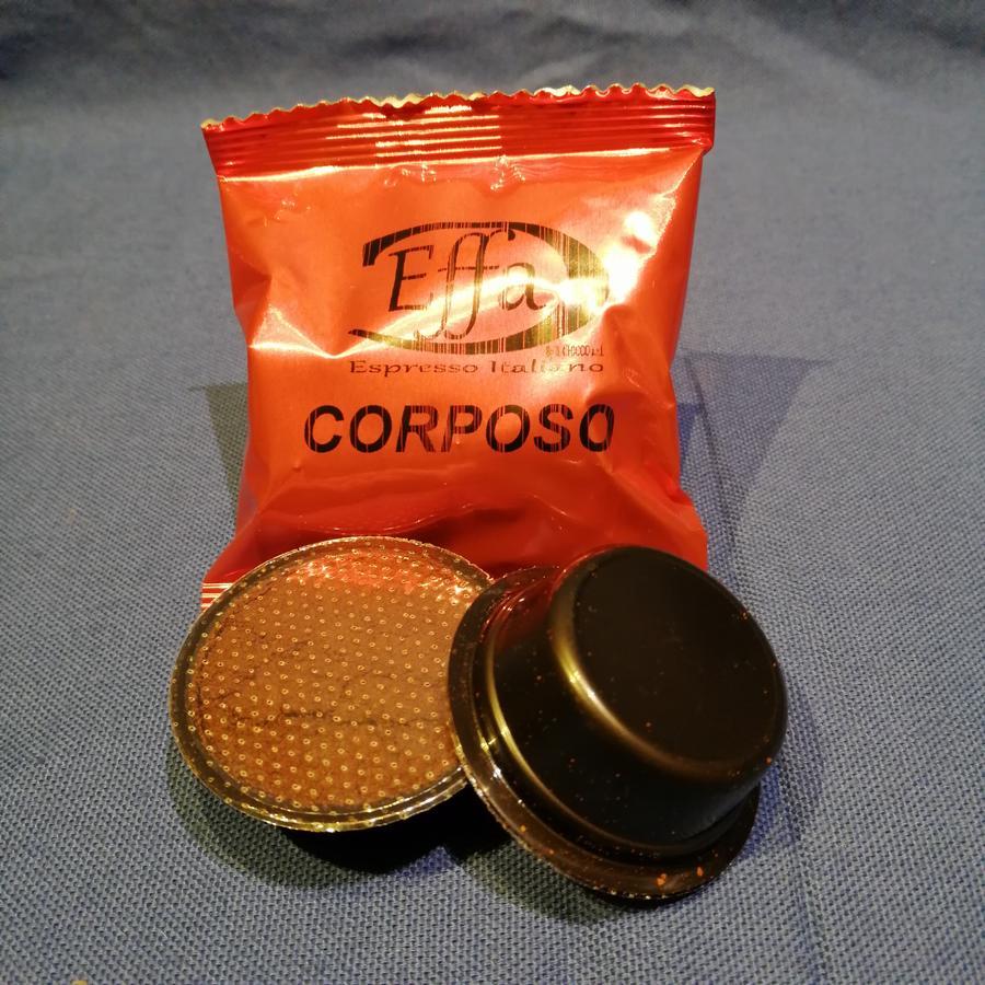 100 Capsule CORPOSO compatibili A MODO MIO