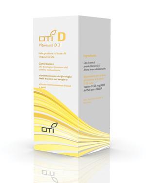 Vitamina D3 liquida bio