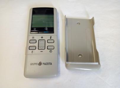 TELECOMANDO ORIGINALE STUFE PIAZZETTA LCD V5 (ultima vesione)