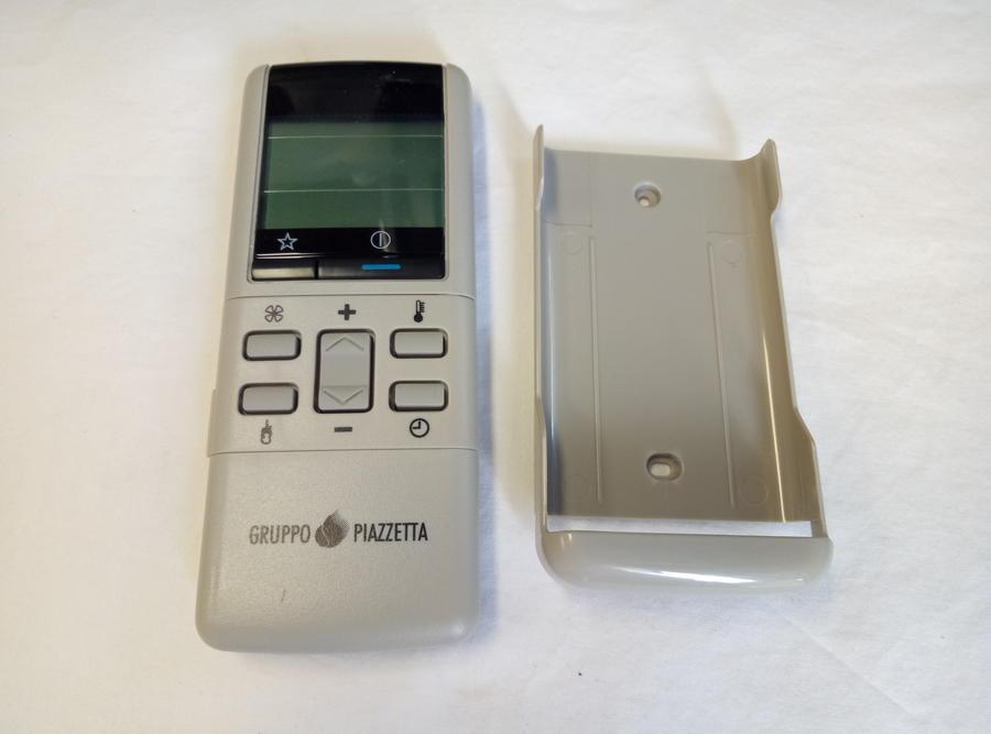 TELECOMANDO ORIGINALE STUFE PIAZZETTA LCD V2/3 V4 V5