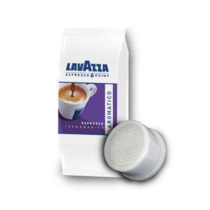 100 CIALDE / CAPSULE CAFFE' LAVAZZA ESPRESSO POINT AROMATICO ORIGINALI