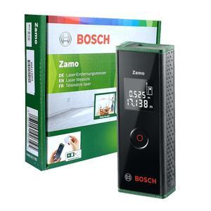 Distanziometro Laser BOSCH ZAMO Terza Generazione Campo di Misura da 0.15 – 20.00 m