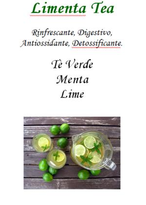 Limenta Tea - 100gr