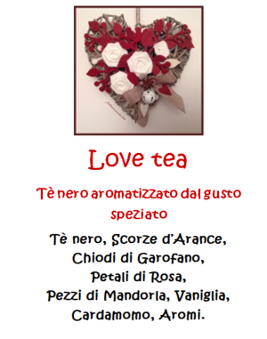 Love Tea - 100gr