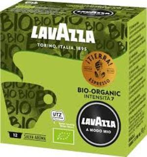 """LAVAZZA A MODO MIO """" ¡Tierra! Bio Organic """" 12 CAPS"""