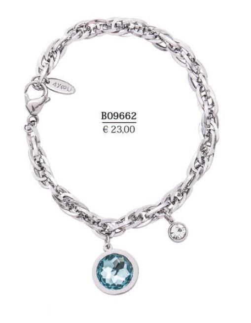 B09662 Bracciale Donna 4you jewels