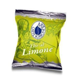 25 CAPSULE CAFFE' BORBONE THE AL LIMONE SOLUBILE COMPATIBILI ESPRESSO POINT