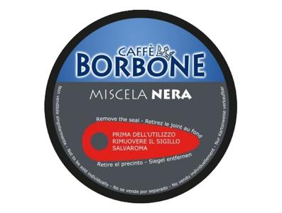 CAFFÈ BORBONE DOLCE RE - MISCELA NERA - 15 CAPSULE COMPATIBILI DOLCE GUSTO da 7g