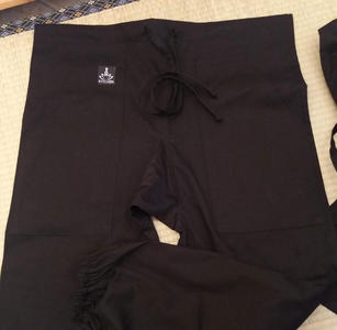 Pantalone ZEN Nero