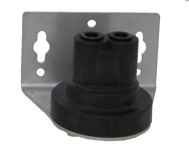Testata porta filtro Refiner ingresso tubi Up.