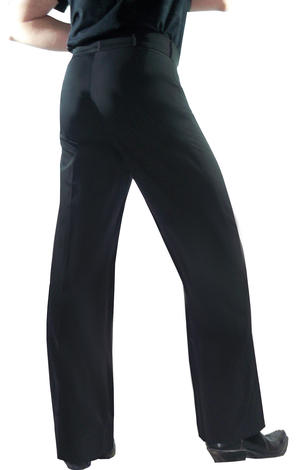Copia di DANCE PANTS FOR MEN NARROW WITHOUT PENCE WITH THROUGH 7-0002B