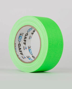 LeMark Gaffa Fluorescente Green 24mm x 25mt