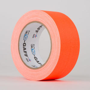 LeMark Gaffa Fluorescente Orange 24mm x 25mt