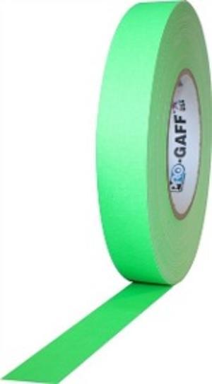 LeMark Gaffa Fluorescente Green 12mm x 25mt
