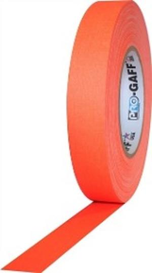 LeMark Gaffa Fluorescente Orange 12mm x 25mt