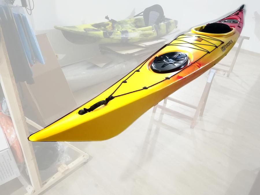 SKF Turismo 16 - Kayak da turismo - 520 cm - completo accessori