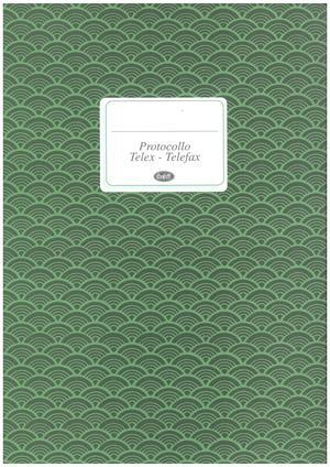 REGISTRO PROTOCOLLO  FAX ARRIVO E PARTENZA - BUFFETTI 317901200