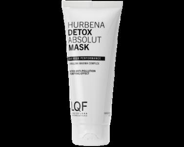 Mask detox hurbena liquid flora bio