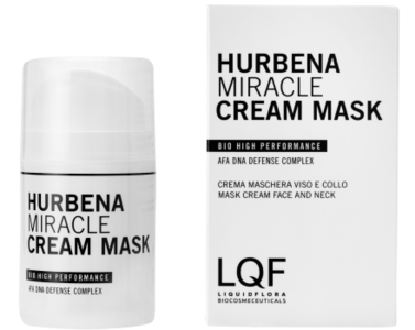 Miracle cream mask hurbena liquid flora