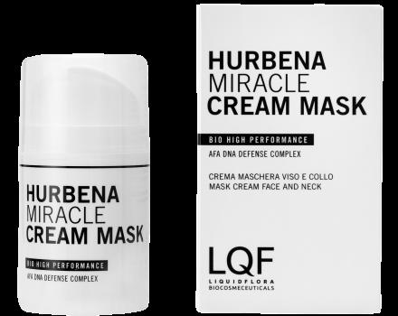 Miracle cream mask hurbena liquid flora