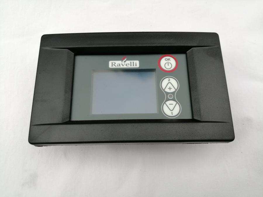 DISPLAY RDS ORIZZONTALE ECOTECK/RAVELLI GROUP cod 071-55-003A