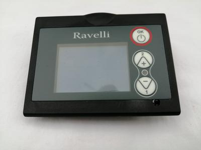 DISPLAY RDS ORIZZONTALE BASCULANTE  ECOTECK/RAVELLI GROUP cod 55265-M