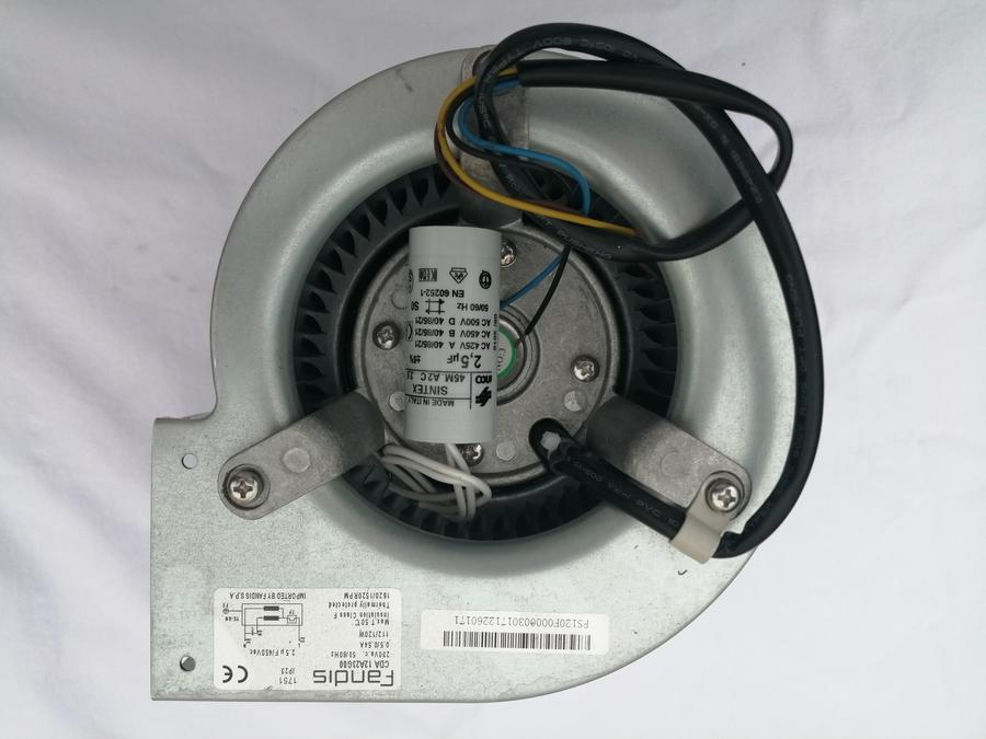 VENTILATORE CENTRIFUGO FANDIS CDA12A23G00 (compatibile con EBM D2E097)
