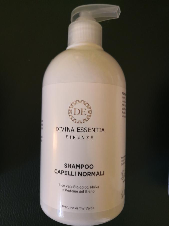 Shampoo rituale del tè neutro 500 ml bio