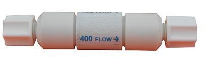 Riduttore di flusso per osmosi inversa