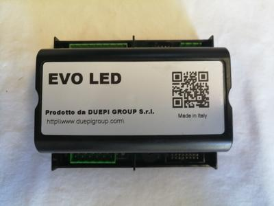 CENTRALINA/SCHEDA MADRE EVO LED DUEPI GROUP