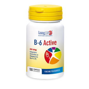 LONGLIFE B6 ACTIVE 20 mg