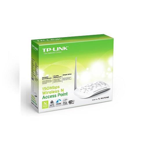 Access Point WiFi Tp-Link TL-WA701ND 150Mbps