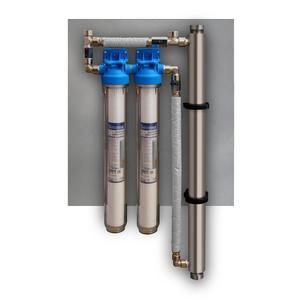 Kit Sterilizzatore centralizzato 15 litri/minuto con prefiltrazione.