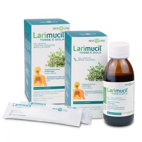 Copia di Copia di Larimucil® Tosse Adulti- Syrup por dry and wet cough adult
