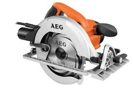 Sega circolare AEG 185MM 1600W KS66C